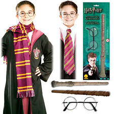 Harry Potter Kit Fancy Dress Book Day Week Kids Childrens Costume Accessories