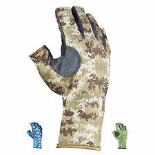 Buff Pro Series Angler Gloves 3 Outdoor Fly Fishing Water Sports Wear Apparel
