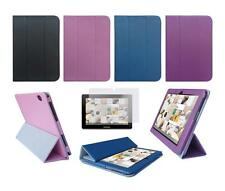 Folio Skin Cover Case and Screen Protector for Lenovo IdeaTab S2110 Tablet