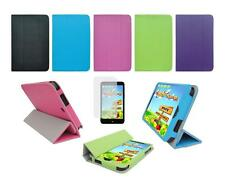 Folio Skin Cover Case and Screen Protector for HP Stream 7 5709 Tablet