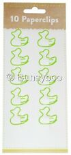 NEW Paper Clips Fun Funky Cute Paperclips Office Uni Novelty Gift - Cats & Fish