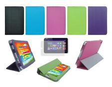 Folio Skin Cover Case and Screen Protector for Acer Iconia W3-810 Tablet