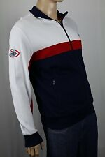 Polo Ralph Lauren Red White Blue Full Zip Track Jacket US Open 2013 NWT $165