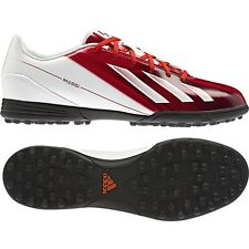 Adidas F5 TRX TF MESSI Shoes Football boots Indoor Size. 39-44 Red White