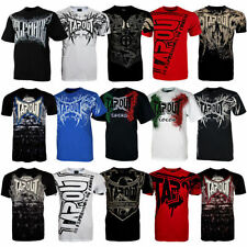 Tapout Men'S T-Shirt S M L XL 2XL 3XL MMA Mixed Martial Arts UFC Combat Sport