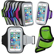 For Apple iPhone 7 Plus, 6S Plus (5.5) Gym Sports Running Armband Case Holder