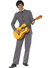 Adults Mens Fab Four Music Icon Smiffys Fancy Dress Costume - 2 Sizes