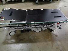 Stryker Big Wheel ATLAS 660 Bariatric Medical Stretcher Gurney