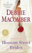 Blossom Street Brides by Debbie Macomber paperback cover book novel ^^#