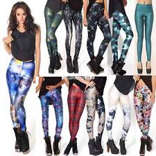 2015 New Sexy Women Ladies Galaxy Print Stretchy Leggings Clubbing Pants