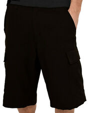 Urban Classics Cargo Shorts Black Tb517 Rip Stop Cotton Men's Men