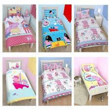 PEPPA PIG & GEORGE PIG DOONA QUILT COVERS – TODDLER, SINGLE & DOUBLE SIZES