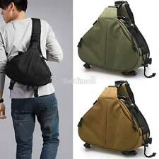 New Shoulder Bag Carry Case Backpack Travel Camera Bag for Canon Nikon DSLR SLR