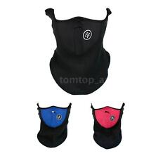 Outdoor Sports Neck Warmer Face Mask Thermal Half Face Mask Lightweight UX1K