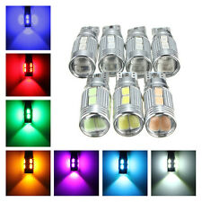 4x T10 501 W5W Canbus 10 LED 5630SMD Error Free Side Interior License Light Bulb
