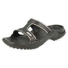 Ladies Crocs Black/Black Sandals Florence