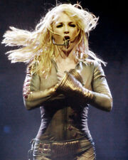 BRITNEY SPEARS STRIKING PERFORMING IN CONCERT PHOTO OR POSTER