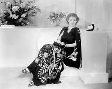 BETTE DAVIS SEATED PORTRAIT RARE PHOTO OR POSTER