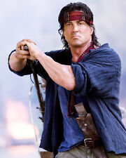 SYLVESTER STALLONE RAMBO PHOTO OR POSTER
