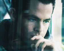 CHRIS PINE CLOSE UP PORTRAIT PHOTO OR POSTER