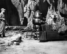 ROBBY THE ROBOT FORBIDDEN PLANET SCENE PHOTO OR POSTER
