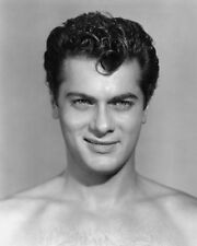 TONY CURTIS BARECHESTED BEEFCAKE 50' PHOTO OR POSTER
