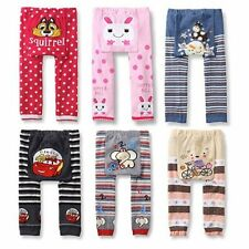 Comfy Infant Baby Girl  Animal Kid Boy Trousers Kid Toddler Cartoon PP Pants G92