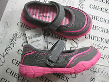 NIB CARTER'S ABBY TODDLER GIRL'S MARY JANE STYLE SLIP ON COMFORT SHOES