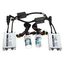 12V AC 55W H3 Xenon HID Kit Slim Ballast 4300K~12000K Xenon Bulbs Car Headlights