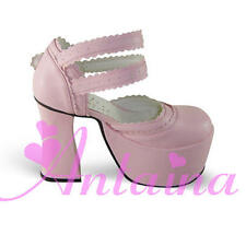 New Lolita tea party badydoll Cosplay Queen Shoes 9108-9 Custom made