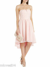 Ted Baker Nude Pink Prom Strapless Dress New BNWT 6  10 12 14 RRP £179  2 3 4