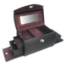 Morelle & Co. Layla Leather Jewelry Box