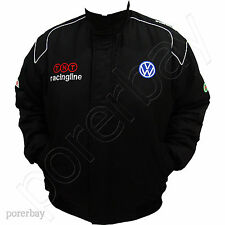 VOLKSWAGEN VW MOTOR SPORT TEAM RACING JACKET #JKVW01