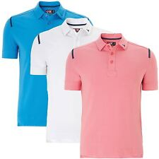 Callaway Golf 2016 Opri-Stretch X-Range Cotton Polo II Mens Golf Polo Shirt
