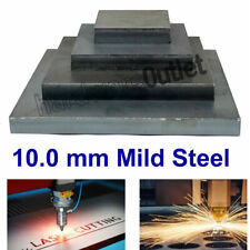 Mild Steel Plate Sheet 10.0 mm Thick Fixing Leveling Plates Sheet Metal Welding