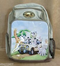 Walt Disney World Kids backpack Animal Kingdom Kilimanjaro Safari tote bag Park
