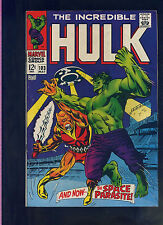Incredible Hulk # 103 VF- Space Parasite  *SA