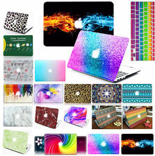 """Rubberized Hard Case Shell +Keyboard Cover for Macbook Pro 11 13 15""""inch Retina"""