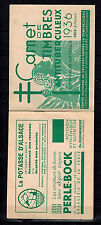 (5) FRANKREICH CARNET 1936 comite national de defense  MARKENHEFT