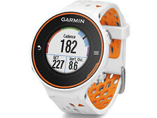 Garmin Forerunner 620 GPS Watch HRM-Run Bundle - White/Orange