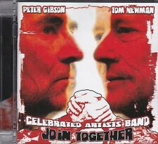 Peter Gibson & Tom Newman  Join Together [Deluxe Edition] 2xCD