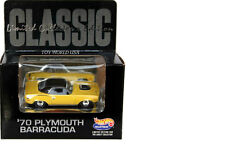 1996 Hot Wheels '70 Plymouth Barracuda Classic Limited Collector's Edition