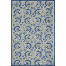 "Copia Adelaide Hand-Hooked Polyester Rug (5' x 7'6"")"