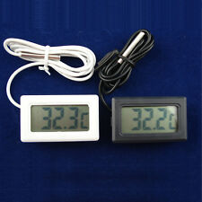 Digital LCD Temperature Test Sensor Fridge Freezer Refrigerator Thermometer