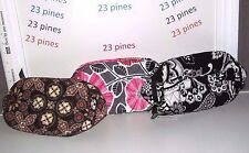 VERA BRADLEY CHOICE TRAVEL COSMETIC HOME AND AWAY NWT