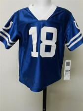 NEW Peyton Manning #18 Indianapolis Colts Infant Toddler Sizes 2T-3T-4T Jersey