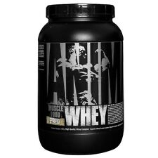 Universal ANIMAL WHEY Protein Isolate Powder 2 lb or 4 lb CHOOSE FLAVOR