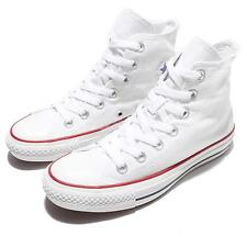 Converse Chuck Taylor All Star Hi White Classic Canvas Sneakers Shoes M7650C