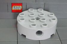 LEGO: Brick 4 x 4 Round with Holes (# 6222) Choose Your Color **Four per Lot**