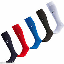 New Puma Unisex Team Kit II Sports Training Football Socks UK sizes